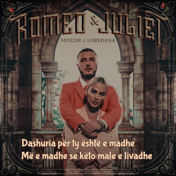 Mozzik Loredana Romeo Juliet